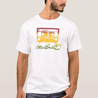 rasta Band-Reggae T-Shirt
