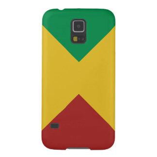 Rasta Dreiecke Galaxy S5 Cover