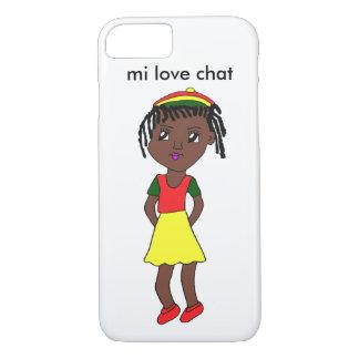 Rasta/Fall Jamaikas Iphone iPhone 8/7 Hülle