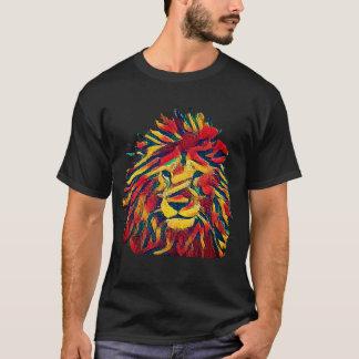 Rasta Löwe T-Shirt