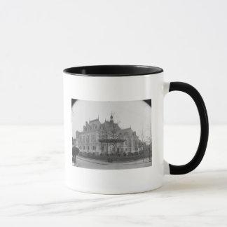 Rathaus, c.1886-90 tasse