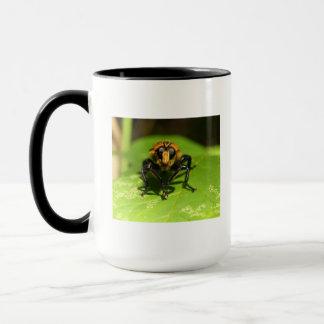 Räuber-Fliege Tasse