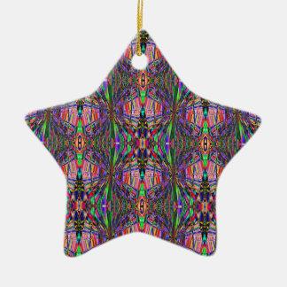 Rauch-Muster (7) Keramik Ornament