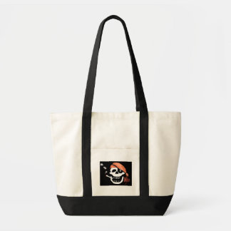 Rauchende Schädel-Taschen-Tasche