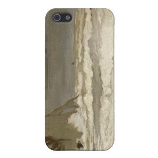 Raues Meer bei Etretat (1868-1869) iPhone 5 Case