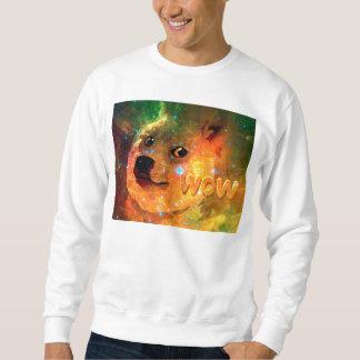 Raum - Doge - shibe - wow Doge Sweatshirt
