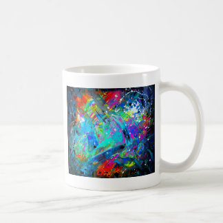 Raum-Saft Tasse