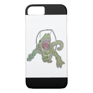 Raum T-Rex iPhone 7 Fall! iPhone 8/7 Hülle