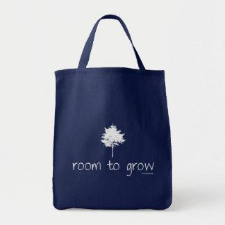 """""""Raum, Tasche zu wachsen"""""""
