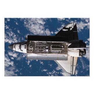 Raumfähre Atlantis Photographien