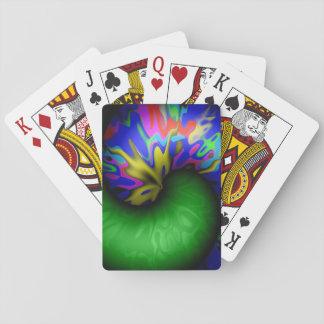 Raupen-Liebe Spielkarten