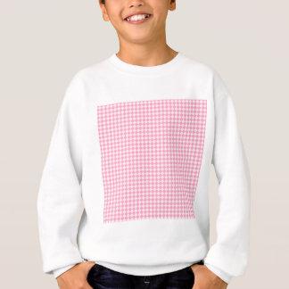 Rauten - erblassen Sie - Rosa und Sweatshirt