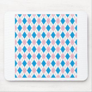 Rauten-Muster Mousepads