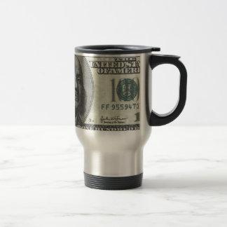 Rechnung $100 reisebecher