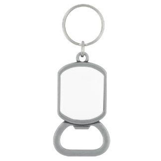 Rechteck-Vintager Zinn-Flaschen-Öffner