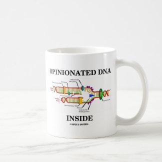Rechthaberisches DNS-Innere (DNS-Reproduktion) Tasse