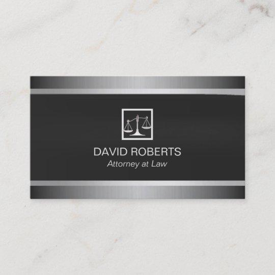 Rechtsanwalt Rechtsanwalts Berufliches Schwarzes