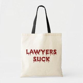 Rechtsanwälte sind zum Kotzen Tragetasche