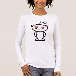 Reddit Missbilligung Langärmeliges T-Shirt