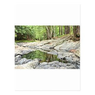 Reflektierendes Pool - Landscape.jpg Postkarte