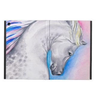 Regenbogen-Araber-Pferd