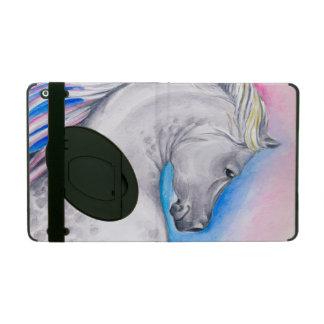 Regenbogen-Araber-Pferd Schutzhülle Fürs iPad
