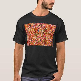 Regenbogen besprüht T-Shirt