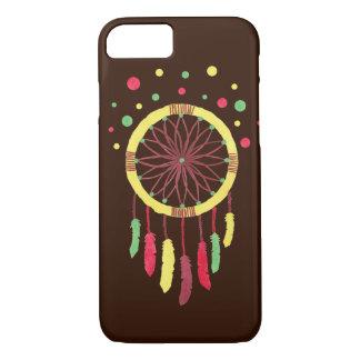 Regenbogen Dreamcatcher iPhone 8/7 Hülle