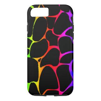 Regenbogen-Giraffe iPhone 8/7 Hülle