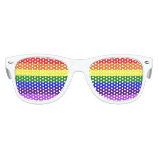 Regenbogen scherzt Party-Schatten Sonnenbrille