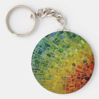 Regenbogen Schlüsselanhänger