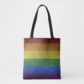 Regenbogen-Schmutzflagge