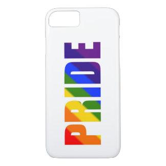 Regenbogen-Stolz-Apple iPhone 8/7, kaum dort iPhone 8/7 Hülle