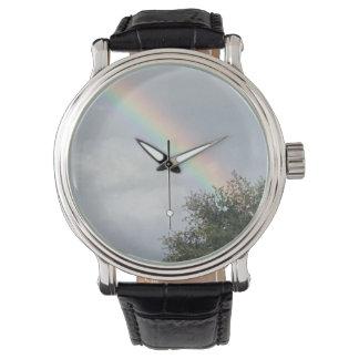 Regenbogen-Uhr Uhren
