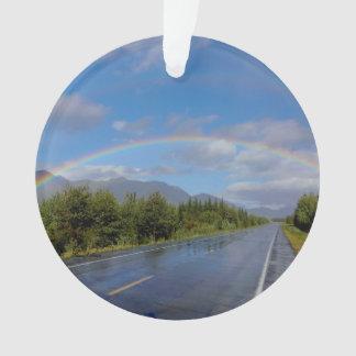 Regenbogen-Verzierung Ornament