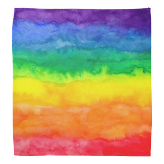 RegenbogenBandana Kopftücher