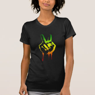 Reggae-Frieden T-Shirt
