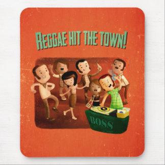 Reggae schlug die Stadt! Mousepads