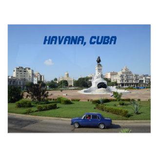 Regierungs-Gebäude EL Capitolio Havana-Kuba Postkarte