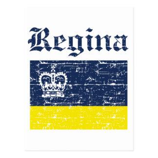 Regina-Entwürfe Postkarte