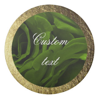 Reiches Rosen-Blumen-Foto des olivgrünen Grüns Radiergummi 1