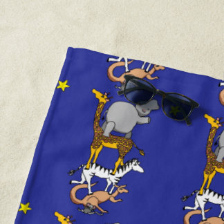Reichweite für das SternBadetuch Strandtuch