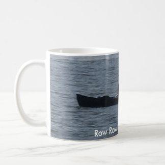 Reihen-Reihen-Reihe das Boot!!! Tasse