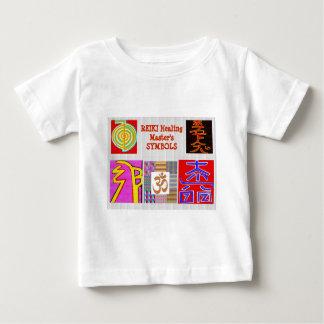 REIKI heilende Symbol KUNST ReikiHealing Baby T-shirt