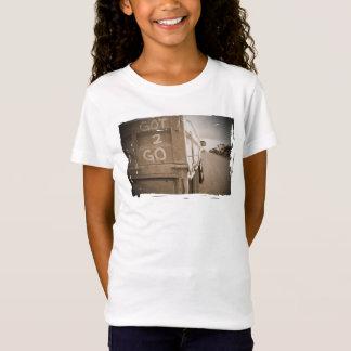 Reise erhalten, um zu gehen T-Shirt