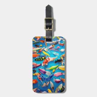 Reise-Fischen-Köder Gepäckanhänger