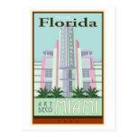 Reise Florida Postkarte