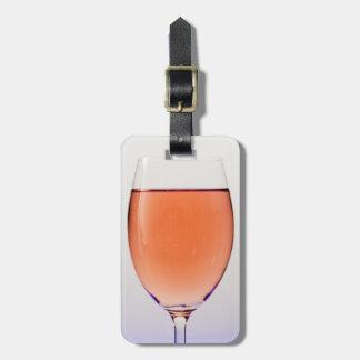 Reise-Glas Wein Kofferanhänger