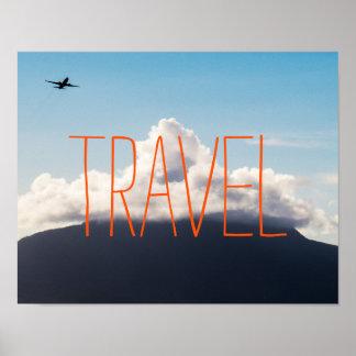 Reise-Leben Poster
