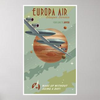 Reise zu Jupiter Poster